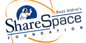 Logo Buzz Aldrin Share Space S